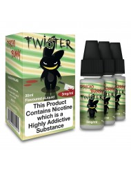 Eco Vape Psycho Bunny Twister - Citrus Fruit 30ml