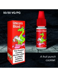 Eco Vape Dripping Range Fruit Punch Cocktail - Unicorn Blood 10ml