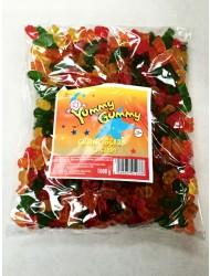 Yummy Gummy Bags 1p Gummy Bears