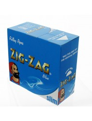 Zig Zag Rolling Papers King Size Blue x 50