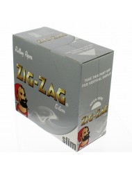 Zig Zag Rolling Papers King Size Silver x 50