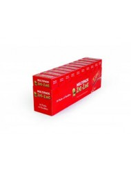 Zig Zag Rolling Paper Standard Multipack Red 8's x 80